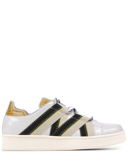 Msgm Low Tops Amp Trainers