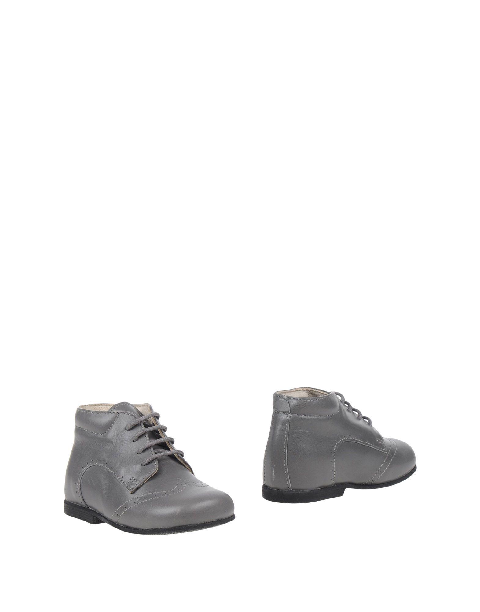 GALLUCCI Jungen 0-24 monate Stiefelette Farbe Grau Größe 38