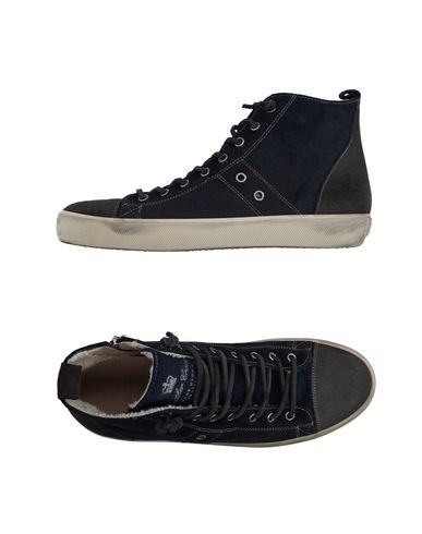 Foto LEATHER CROWN Sneakers & Tennis shoes alte uomo