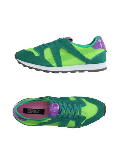 Foto COLORS OF CALIFORNIA Sneakers & Tennis shoes basse donna