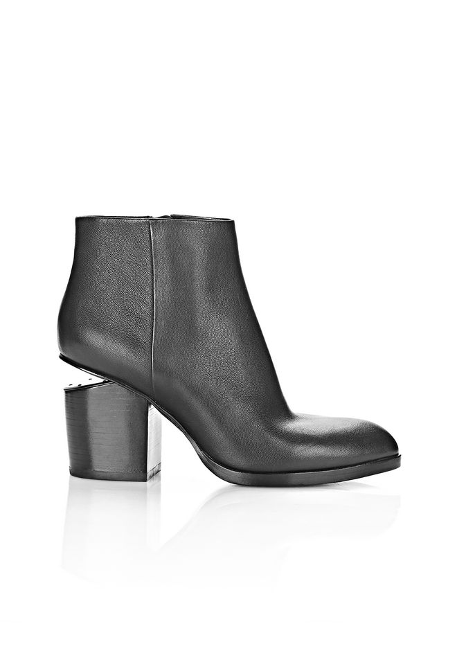 ALEXANDER WANG Boots Women GABI BOOTIE WITH MATTE BLACK