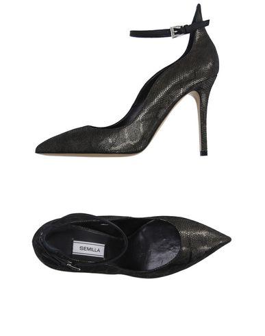 Туфли  - Стальной серый цвет