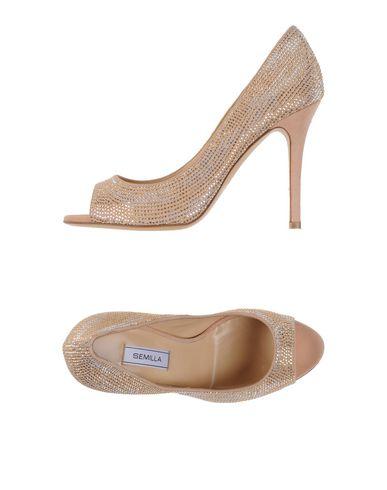 Туфли  Песочный цвета
