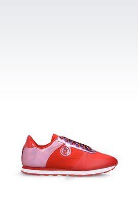 Armani Sneakers Für sie sneaker aus kunstleder