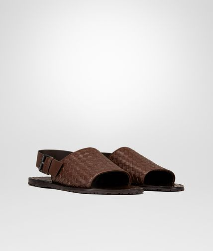 SANDALS IN EDOARDO INTRECCIATO CALF