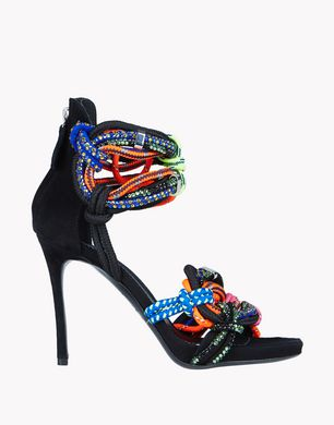 DSQUARED2 High-heeled sandals D S16C311811M037 f