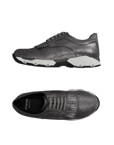 Низкие кеды и кроссовки от PINKO BLACK
