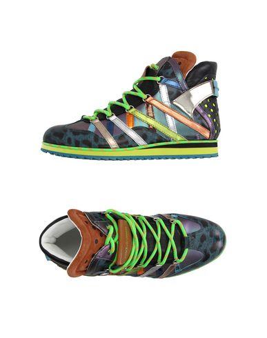 Высокие кеды и кроссовки DOLCE & GABBANA 11021985JT