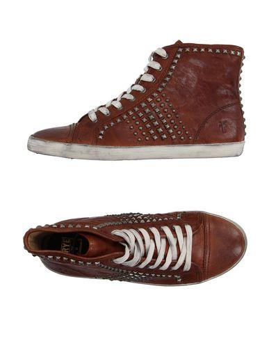 Высокие кеды и кроссовки FRYE 11022315PX