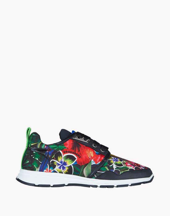marte run sneakers shoes Woman Dsquared2