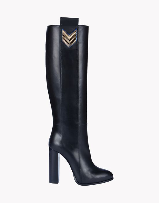 urban officer boots shoes Woman Dsquared2