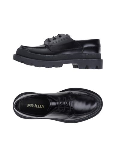 Обувь на шнурках PRADA 11031066GR