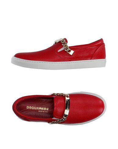 Низкие кеды и кроссовки DSQUARED2 11033211HU