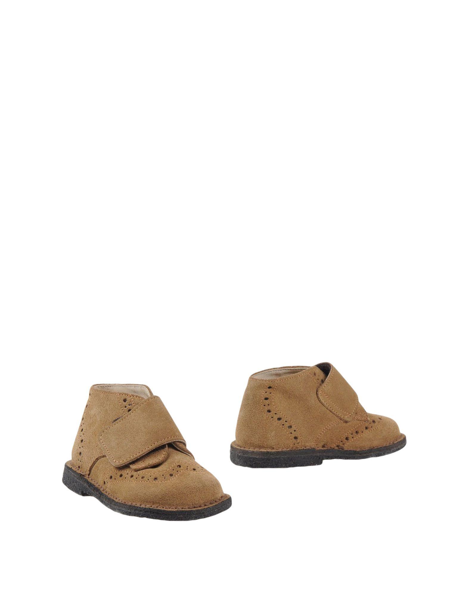 ERBAVOGLIO Jungen 0-24 monate Stiefelette Farbe Khaki Größe 38
