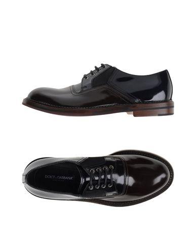 Обувь на шнурках DOLCE & GABBANA 11035318WB