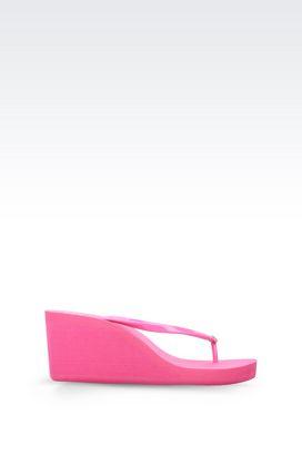 Armani Flip flops Women sea world line flip flop