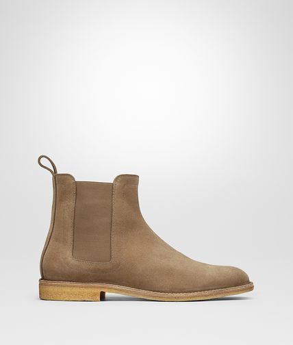 DESERT BOOT EN DAIM NEW CAMEL