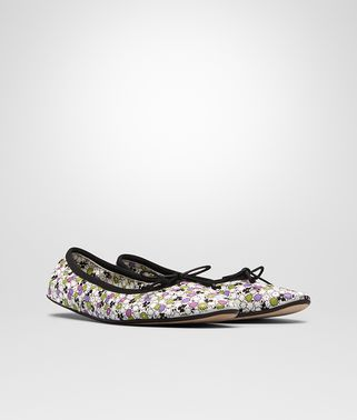 BALLERINES EN NAPPA MIST ANCIENT GOLD LAVENDER