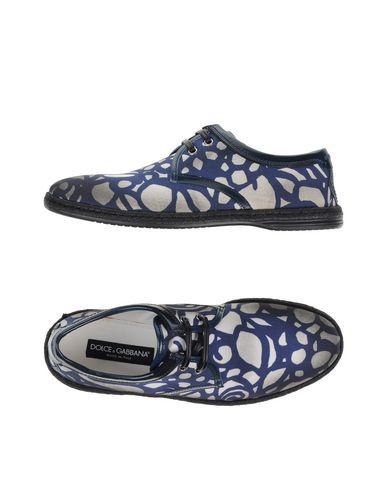 Обувь на шнурках DOLCE & GABBANA 11038737KT