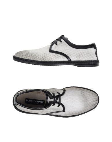 Обувь на шнурках DOLCE & GABBANA 11038767DD