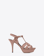 Classic TRIBUTE 75 Sandal in Light Dusty Rose Patent Leather