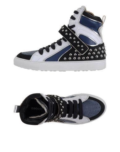 Высокие кеды и кроссовки DSQUARED2 11044656WE