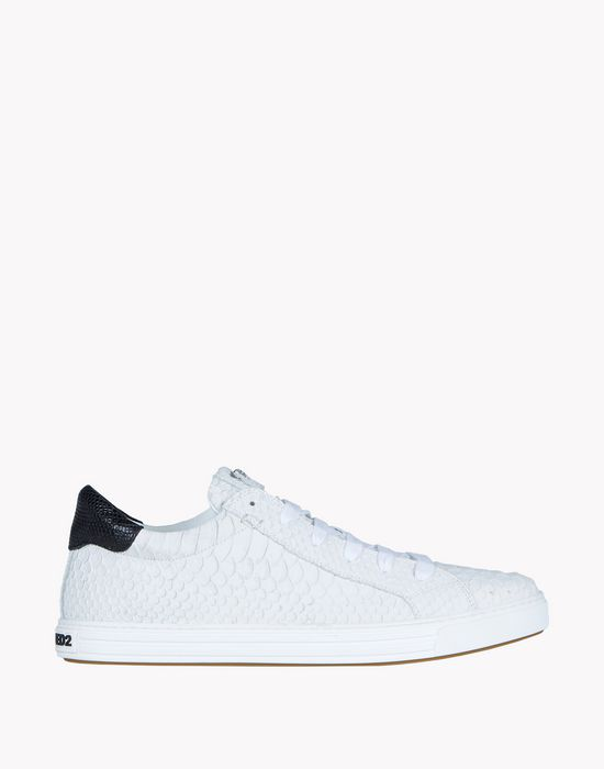 tennis club sneakers chaussures Femme Dsquared2