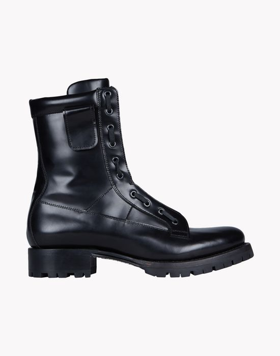 asylum ankle boots shoes Man Dsquared2