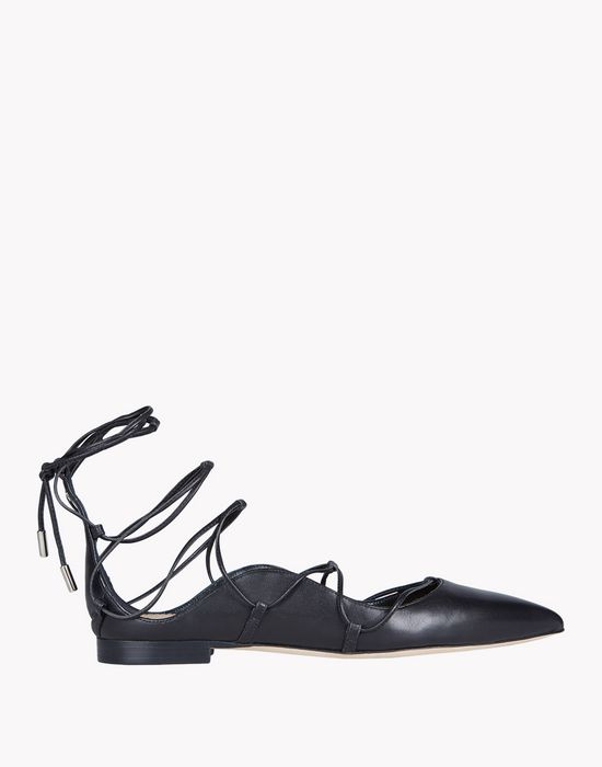 riri ballerina shoes Woman Dsquared2
