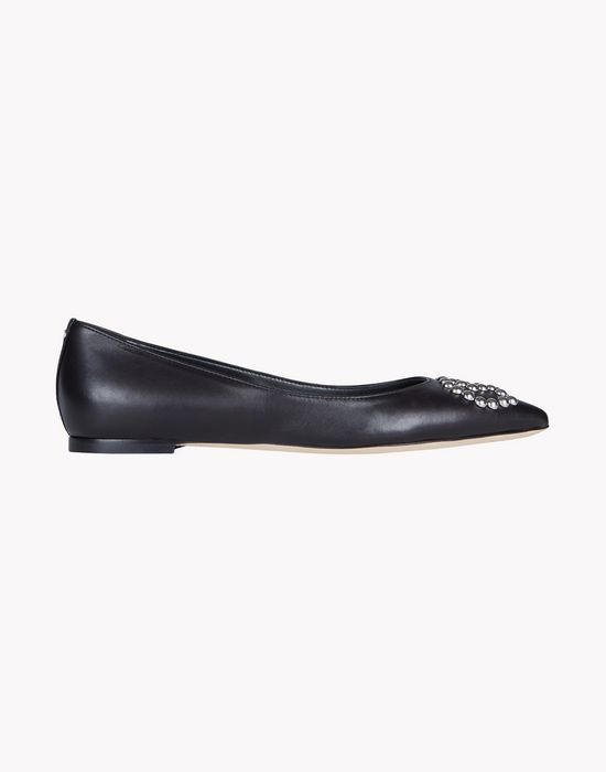 dd ballerina shoes Woman Dsquared2