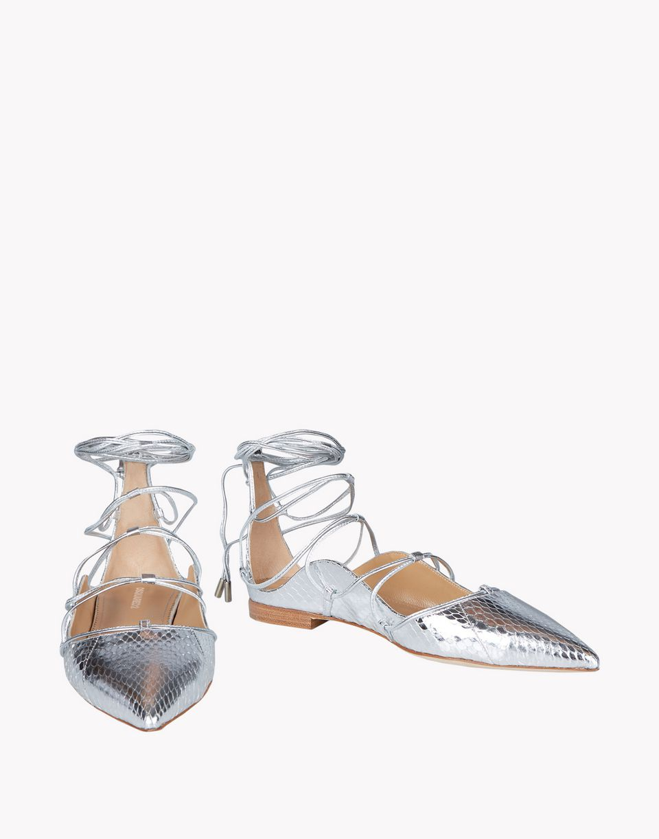 riri flats shoes Woman Dsquared2