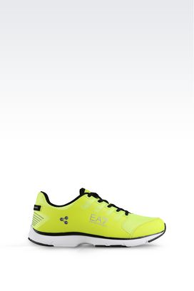Armani Footwear Men c-cube running shoe
