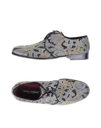Обувь на шнурках DOLCE & GABBANA 11049121IB