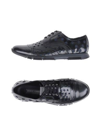 Обувь на шнурках DOLCE & GABBANA 11049163DL