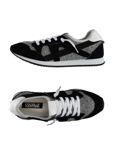 Низкие кеды и кроссовки COLORS OF CALIFORNIA 11050083GS