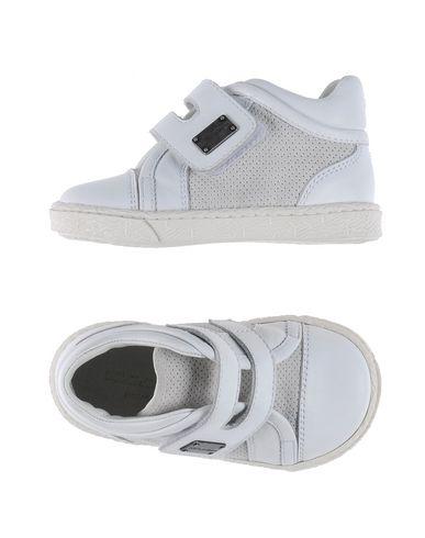 Низкие кеды и кроссовки DOLCE & GABBANA 11051182FJ