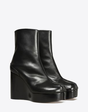 Wedge 'Tabi' boots