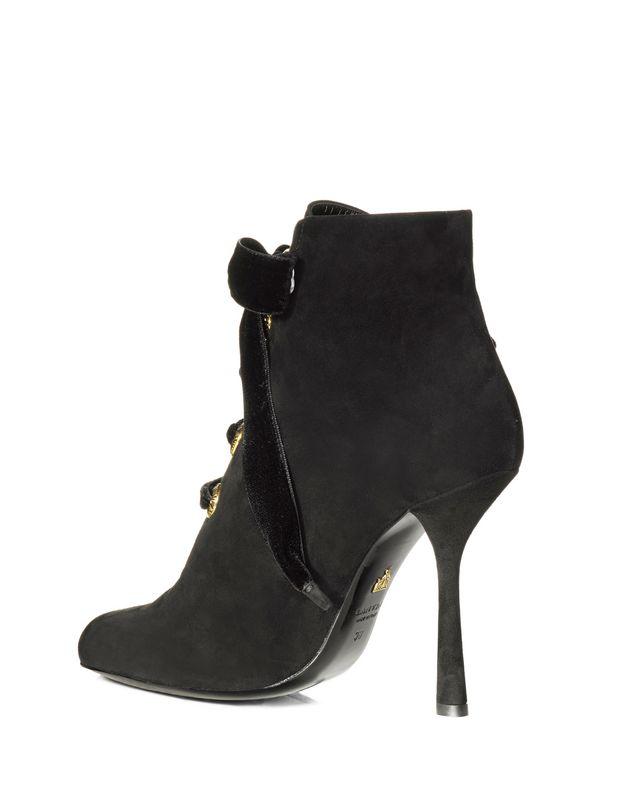 Lanvin LACE UP ANKLE BOOT, Boots Women | Lanvin Online Store