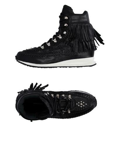 Высокие кеды и кроссовки DSQUARED2 11061159AS