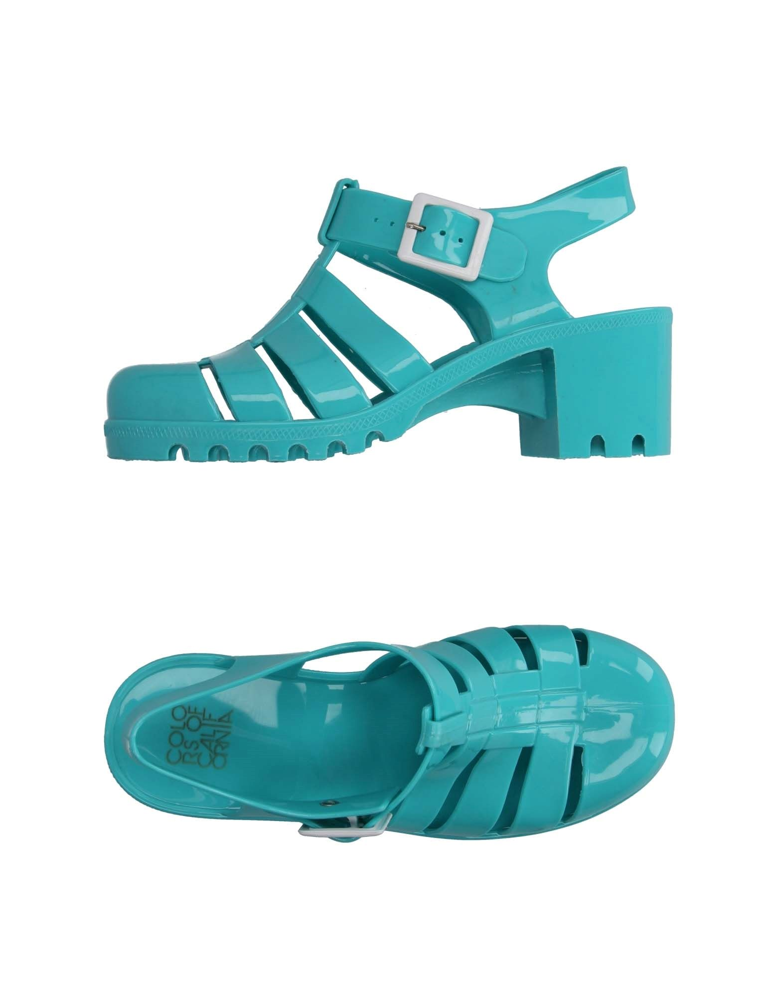 COLORS OF CALIFORNIA Sandals
