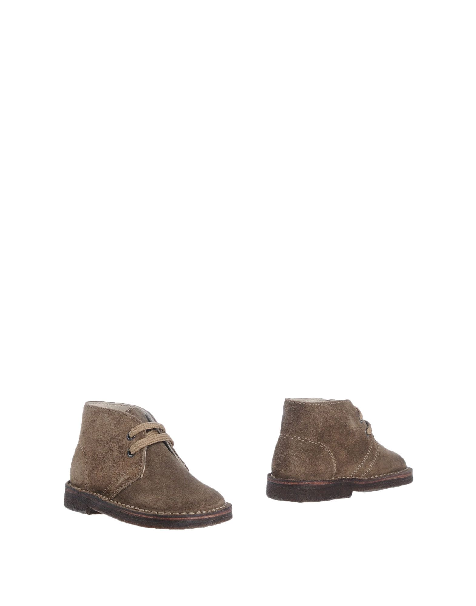 EQUERRY Jungen 0-24 monate Stiefelette Farbe Khaki Größe 38