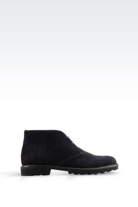 Armani Shoe boots Men shoes