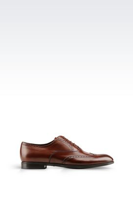 Armani Lace-up shoes Men shoes