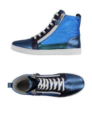 GUCCI Высокие кеды и кроссовки