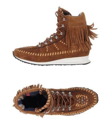 Высокие кеды и кроссовки DSQUARED2 11066128VS