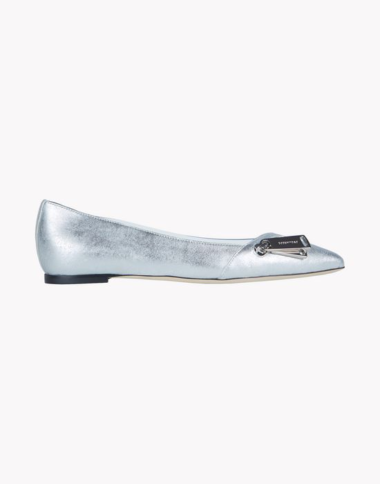 manitoba ballerina shoes Woman Dsquared2