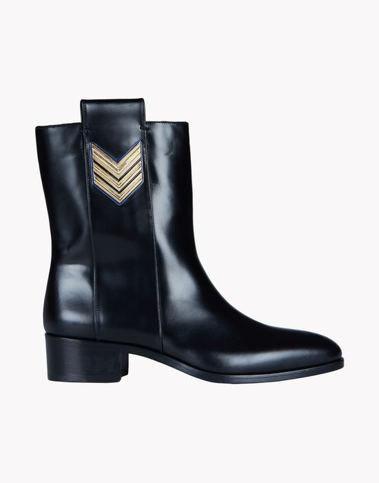 urban officer ankle boots shoes Woman Dsquared2