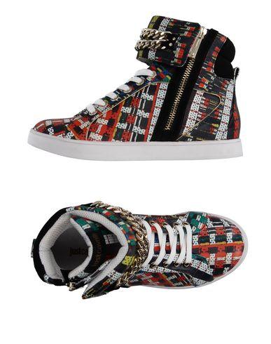 Высокие кеды и кроссовки JUST CAVALLI 11067023DN