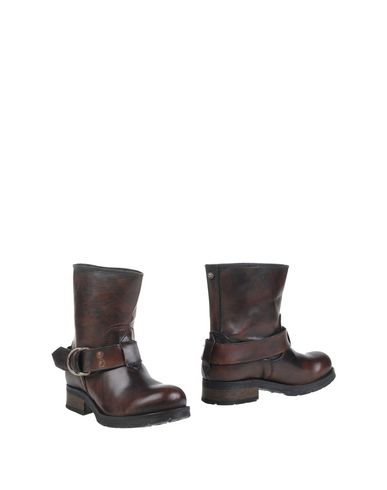 DIESEL Полусапоги и высокие ботинки