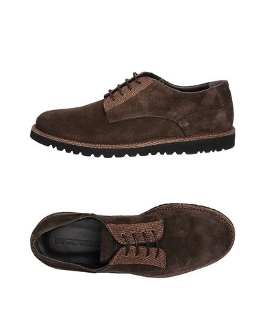 Обувь на шнурках EMPORIO ARMANI 11067987ME